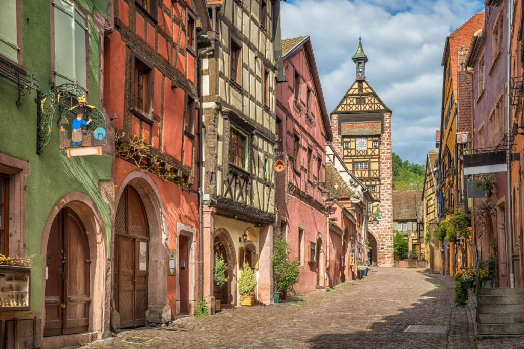 Alsace Sightseeing Tours